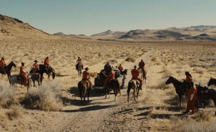 睡不着丨《野马》:人与马,两头困兽
