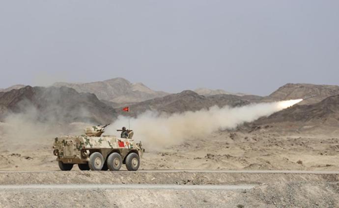 国际军事比赛|面对空中威胁,中国陆军有哪些防空利器?