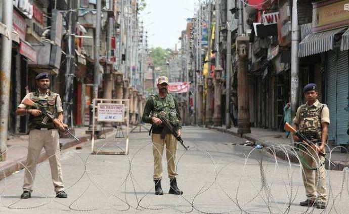 塔利班表态:克什米尔问题与阿富汗局势不相关