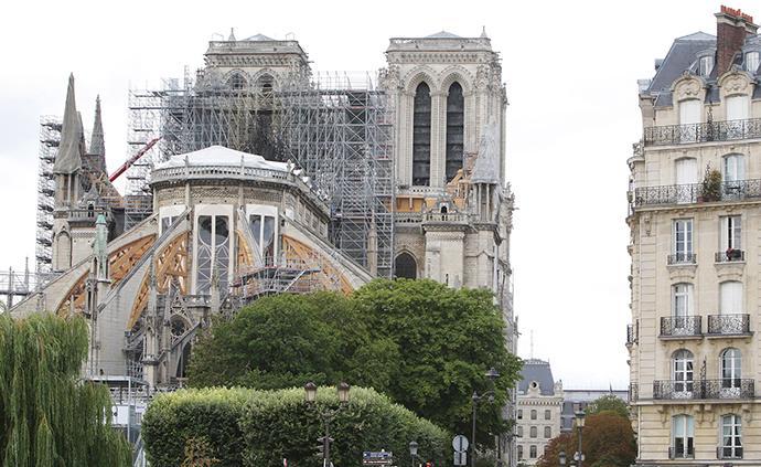 """深观察 """"中国人将重建巴黎圣母院""""是误解,但参与仍有意义"""
