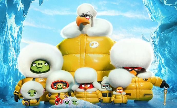 《愤怒的小鸟2》:很好笑,但也只剩下好笑了