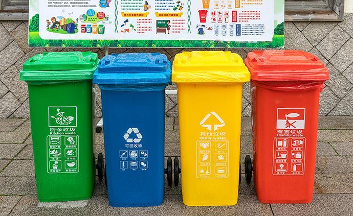 论习惯的养成|大城市的垃圾分类风,何时吹到中西部农村?