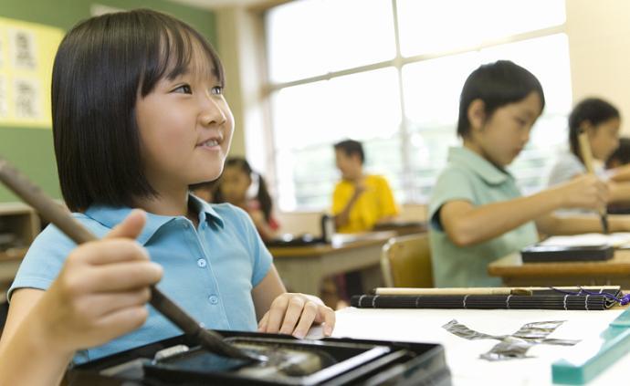 观察丨青少年书法教育:培养兴趣比获奖考级重要