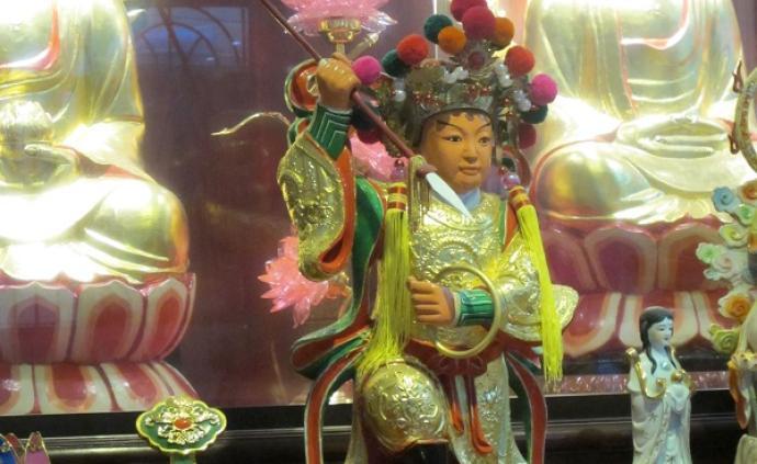 这位可爱的男孩子,为什么在潮州广受喜爱?