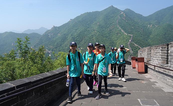 香港青少年暑期赴内地交流实习:以热心对社会,以忠心对国家