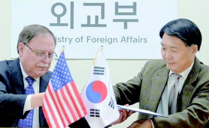 韩美将开始谈判驻韩美军费用分摊协定,韩方预计谈判艰难