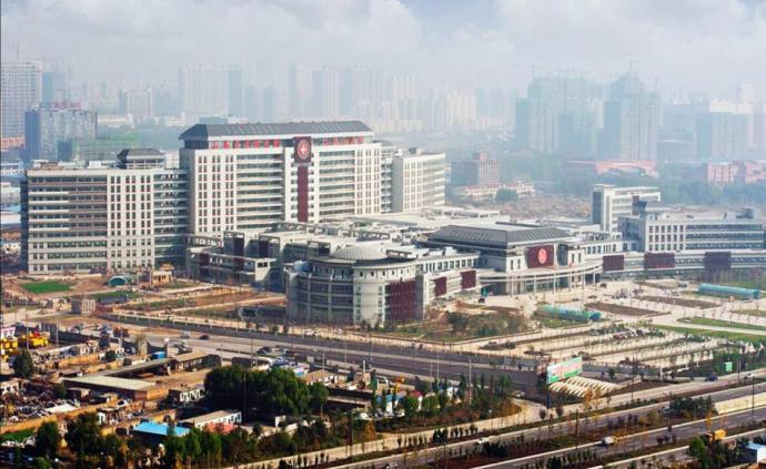 山西省政府与华中大附属同济医院签署山西白求恩医院托管协议
