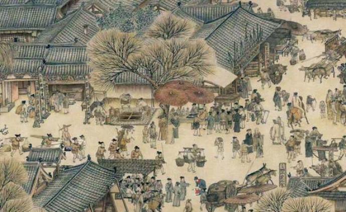 《清明上河圖》繪本:讓孩子迷上傳統文化的另類方法