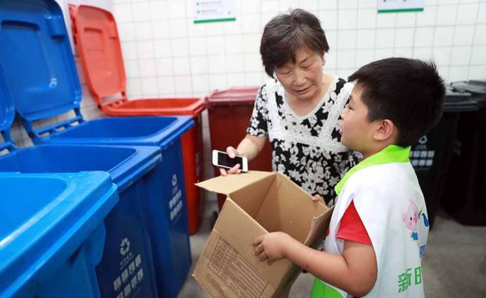论习惯的养成|有孩子的参与,垃圾分类成效更高