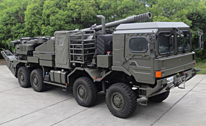 讲武谈兵|日本跟风自研新155毫米卡车炮,拟部署西南离岛