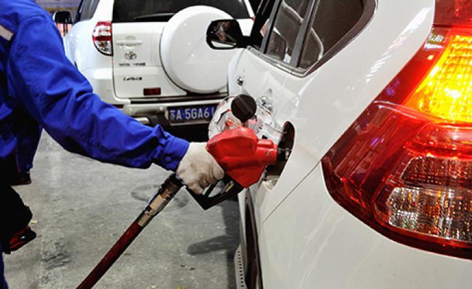 成品油價迎來年內第6次下調,加滿一箱92號汽油少花約8元