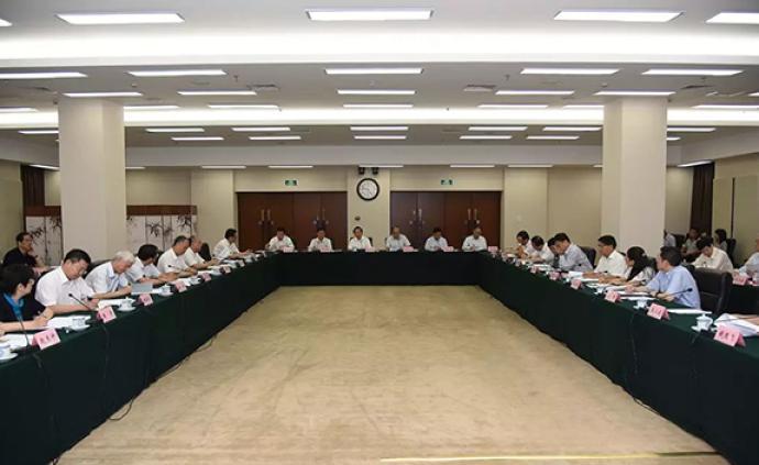 COP15籌備工作組委會第一次會議在北京召開