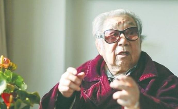 《文學報》創始人之一、知名作家峻青離世,享年96歲