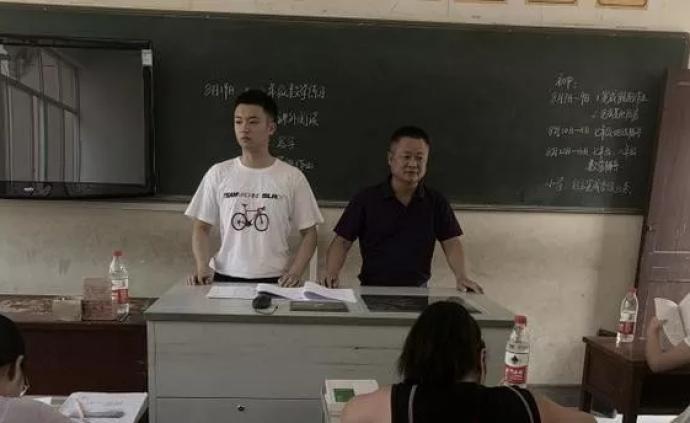父亲教初中,儿子念师范,暑假齐上阵办留守儿童免费辅?#21450;?>                 <span class=
