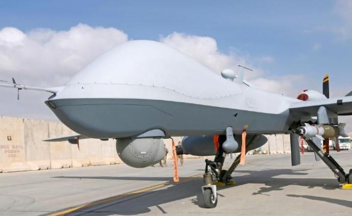 外媒:也门胡塞武装称击落一架美军MQ-9无人机