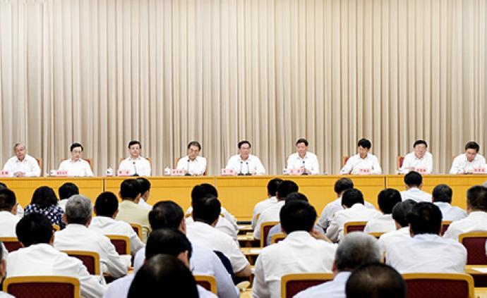 上海打响区域性国资国企综改试验发令枪,李强在会上作部署