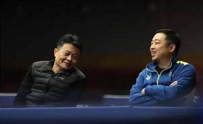 专访|刘国梁恩师尹宵:酝酿成立国少队,借鉴日本学院模式