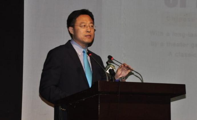 赵立坚出任外交部新闻司副司长