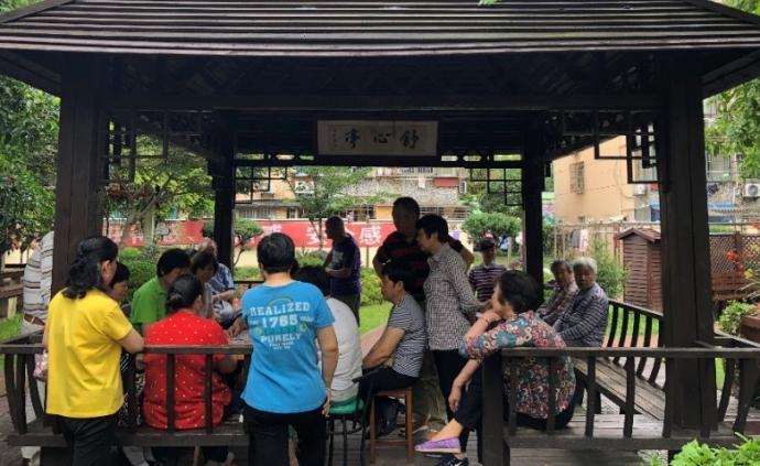 社區更新·展|上海中大居民區①:致力于社區自治的居委會