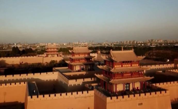 微纪录片《穿越历史长廊,探寻文化伟力》