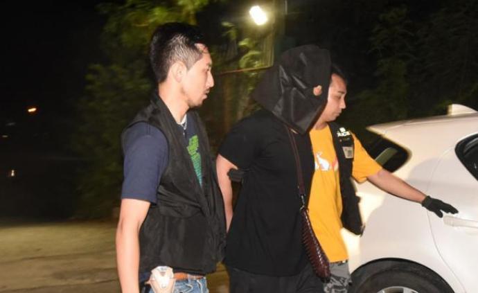 元朗白衣人袭击市民事件两男子被控参与暴动罪,明天提堂
