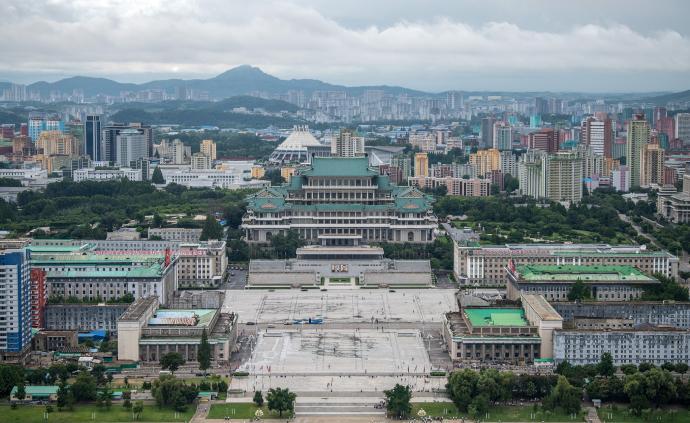 韩媒:朝鲜今晨所射导弹飞行高度大增,或高角度发射新武器