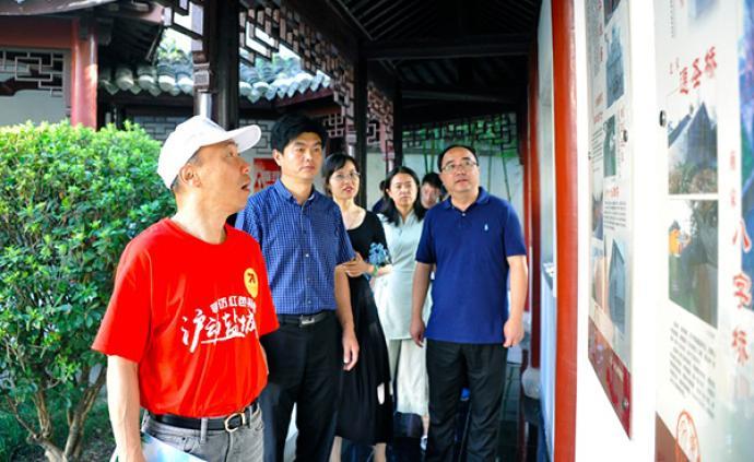 """江蘇鹽城做強""""紅色IP"""",邀上海媒體集體赴鹽""""紅色尋訪"""""""
