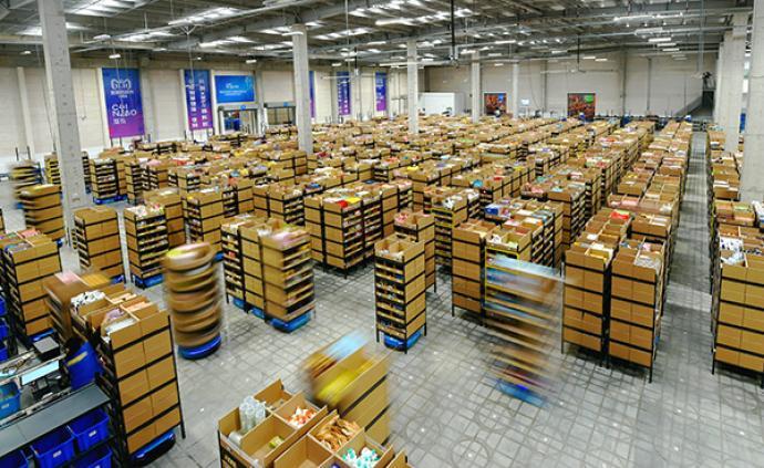 "AI+倉儲:物流機器人自主決策,""國外公司開始抄我們"""