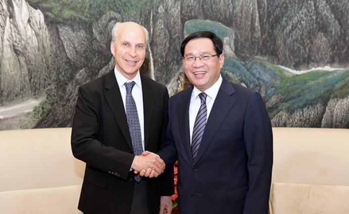 多位诺奖得主将齐聚上海,李强会见世界顶尖科学家协会主席