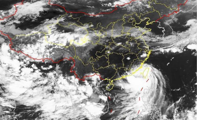 """台风""""白鹿""""将再次登陆,东航海航取消数十趟进出港航班"""