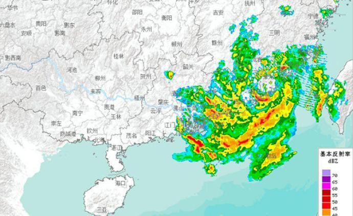 """臺風""""白鹿""""在福建二次登陸,將帶來持續降雨仍需警惕"""