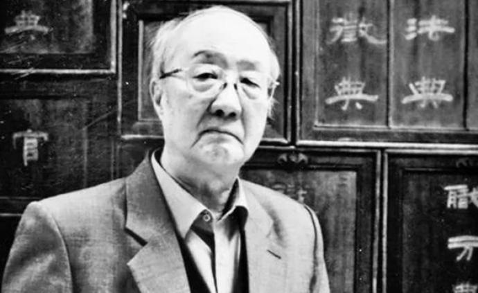 90歲中國社會科學院榮譽學部委員、著名法學家高恒逝世