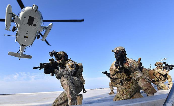 早安·世界|韓國啟動最大規模獨島演習,首次出動陸軍特種兵