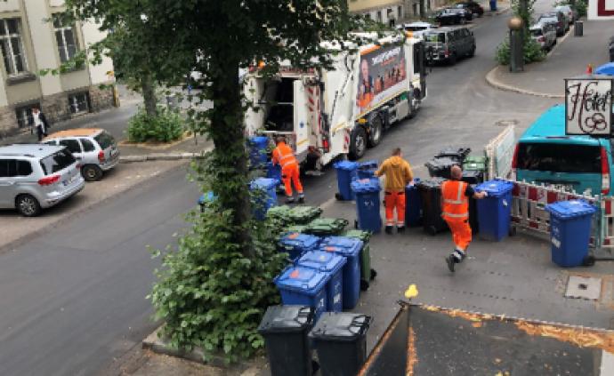 垃圾再生|德国哥廷根的堆肥厂:不建议使用可堆肥塑料袋