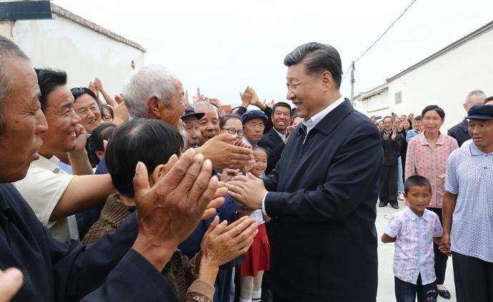 """習近平甘肅之行點亮富民興隴新""""色彩"""""""