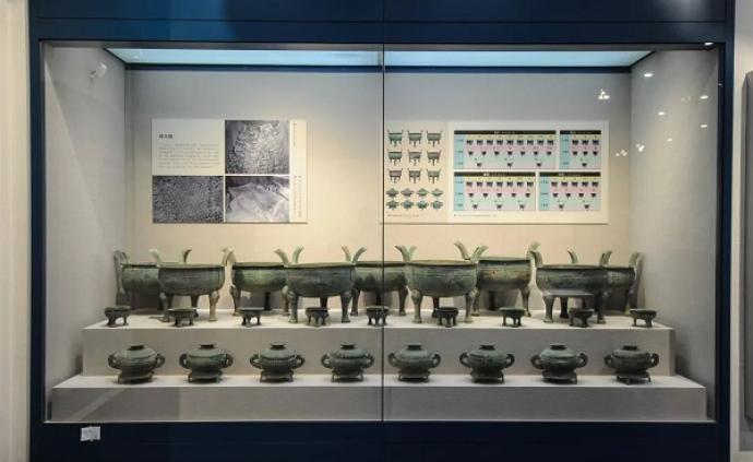 河南70年考古重大發現今展出:一部河南史,半部中國史