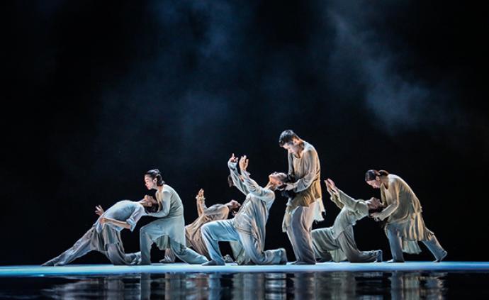 中國當代舞蹈發展到了什么水平?看看這個舞蹈雙年展