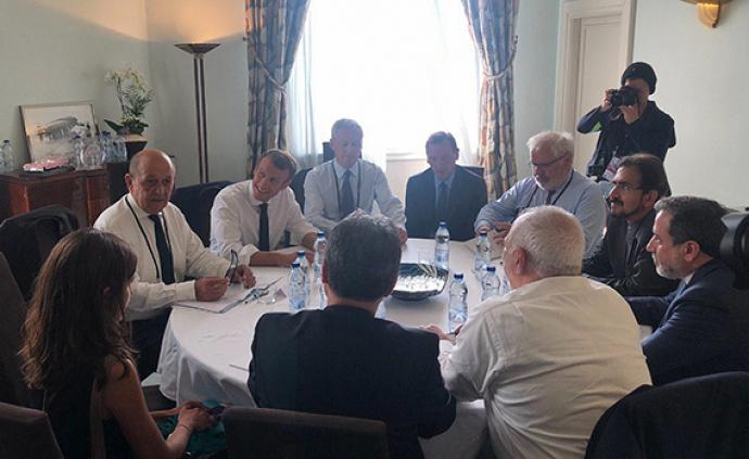扎里夫的G7之行:伊朗能在美欧分歧中开出一条新路来吗?