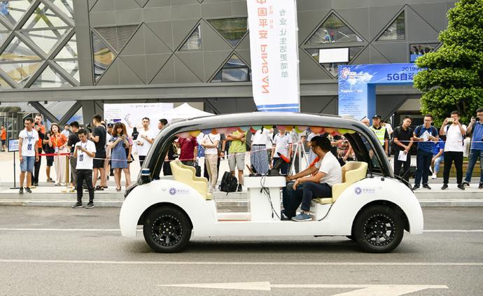 晚安·世界|帶你體驗5G自動駕駛:科技拯救不會開車的你!