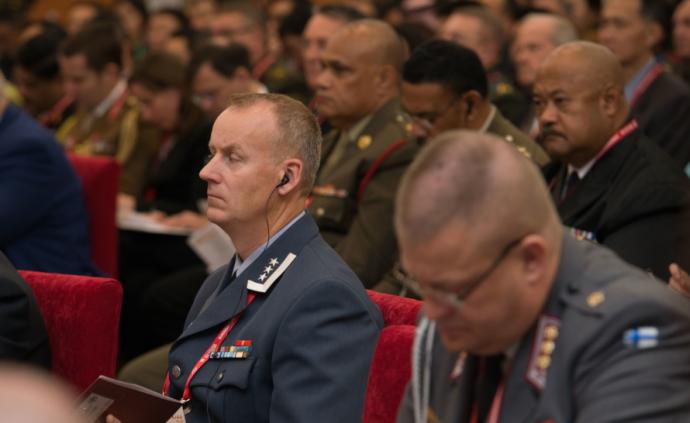 國防部:第9屆北京香山論壇將于10月20日在北京舉行