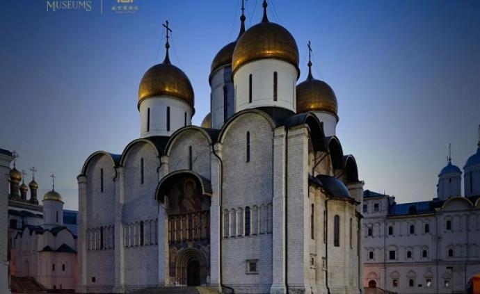 """故宮今展克里姆林宮宮廷典禮,看俄羅斯文化中的""""穆穆之儀"""""""