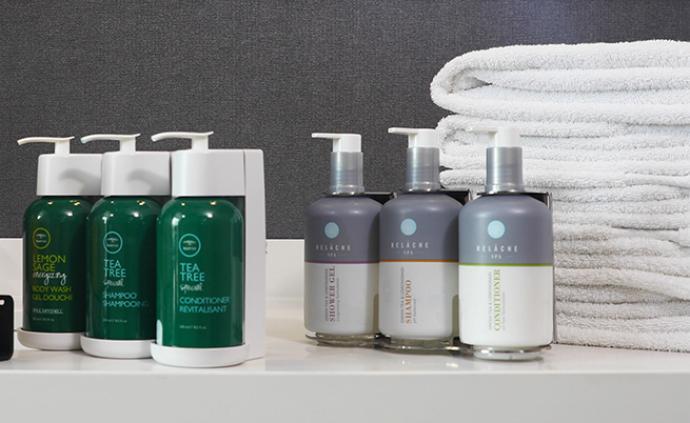万豪国际集团将在全球范围内取消一次性小瓶装洗漱用品