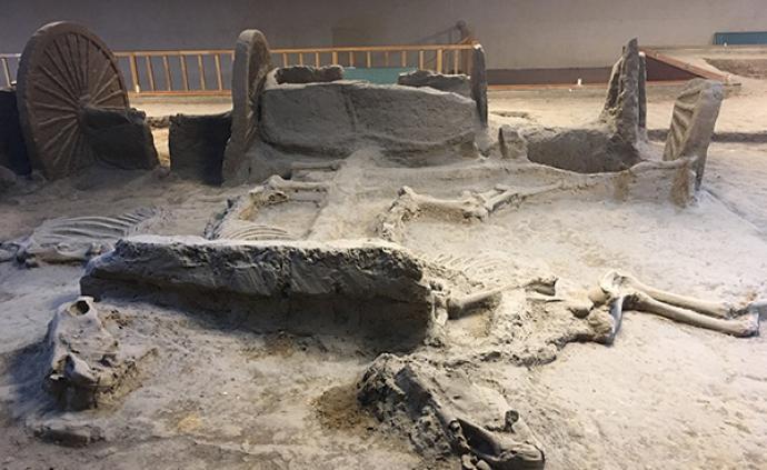 在這個遍地博物館的內陸城市,尋找中國最早的海洋文化