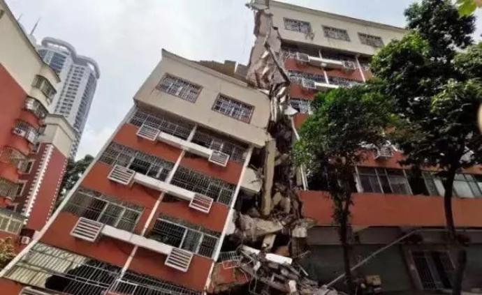 深圳:羅湖區坍塌單身公寓樓不能辦理轉移、抵押登記
