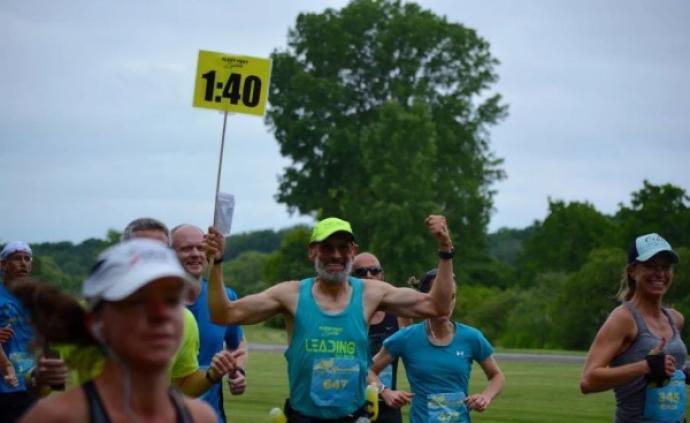 """紐約跑者都在悼念馬拉松""""兔子"""",生命最后一天他還在奔跑"""