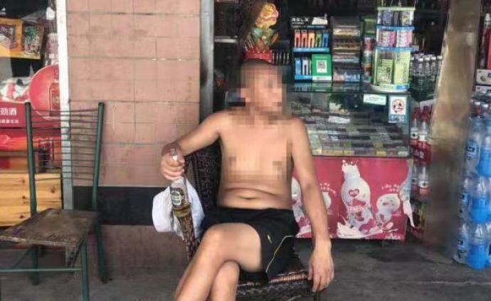 重庆一盗窃嫌犯醉酒后报警称其啤酒被盗,民警:正愁找不到你