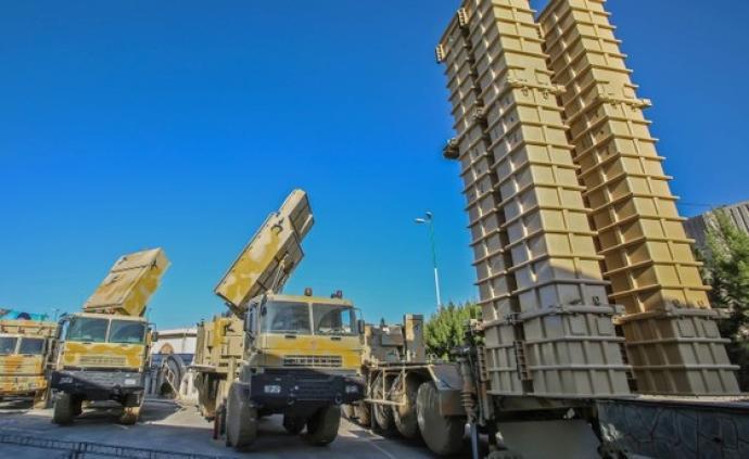 伊朗展出国产最新防空导弹,官方称性能接近俄制S-400