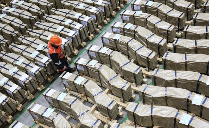 中國8月制造業PMI為49.5%,低于上月0.2個百分點