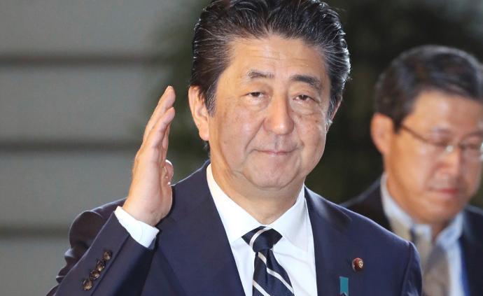 """安倍回应""""韩不续签韩日情报协定"""":将与美携手确保地区稳定"""