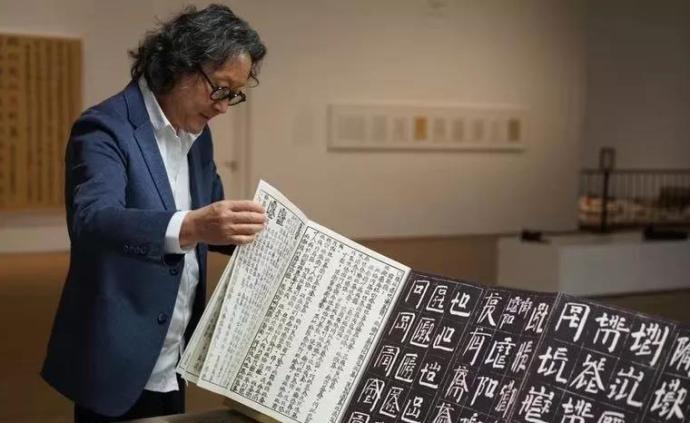 """徐冰""""思想與方法""""印尼首展,逾60件作品回顧藝術生涯"""